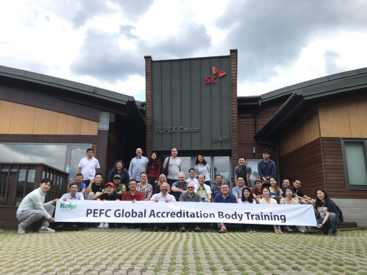 MFCC Participation in PEFC Accreditation Body training